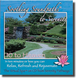Soothing Soundpaths to Serenity