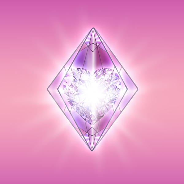 Pink-Diamond-Heart