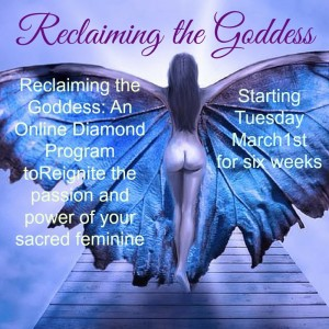 Reclaiming the Goddess correctwords