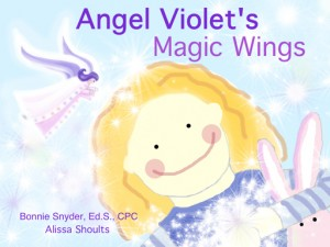 Angel Violet's Magic Wings