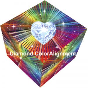 diamond color alignment words
