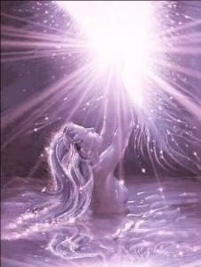 water light goddess